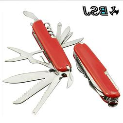 11 In 1 Swiss <font><b>Knife</b></font> <font><b>Folding</b>