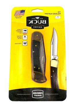 Buck Knives 110 Folding Hunter Model 0110BRS-C #2686