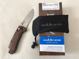 """**Benchmade 15031-2 North Fork Folding Knife 2.97"""" S30V Blad"""