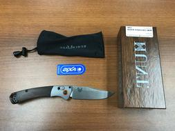 "Benchmade 15085-2 Hunt Mini-Crooked River 3."" AXIS Lock Dymo"