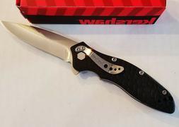 Kershaw 1830 Oso Sweet Black Assist Open Folding Pocketknife