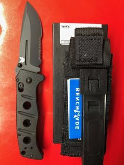 "BENCHMADE 275SBK ADAMAS MANUAL FOLDING KNIFE 3.82"" BLADE MOL"