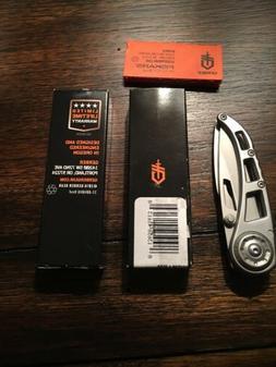 "2x Gerber Ripstop I -  Folding Knife 2.3"" Blade Clip Folding"