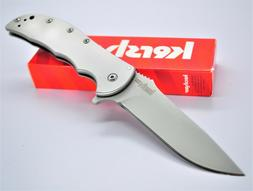 Kershaw 3655 Stainless Steel Volt SS Assisted Straight Foldi