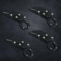 440 Steel Blade Karambit Claw Pocket Folding Knife Tactic Su