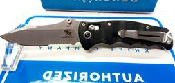 Benchmade - Nakamura Axis 484-1 Knife, Drop-Point Blade, Ser