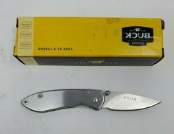 5830 Colleague, Stainless Buck Knives 0325SSS-B