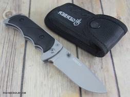 8.1 INCH GERBER FREEMAN GUIDE FOLDING POCKET KNIFE WITH NYLO