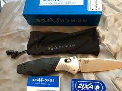 Benchmade 940-2 Osborne Folding Knife BRAND NEW IN BOX w/ Fr