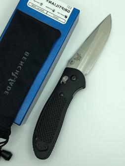 * BENCHMADE Griptilian AXIS Folding Knife 154CM Satin Drop-P