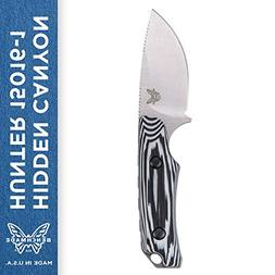 Benchmade - Hidden Canyon Hunter 15016-1 Compact Fixed Hunti