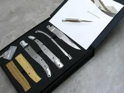 Folding Blade Knife Making Kit for the DIY Knife Maker