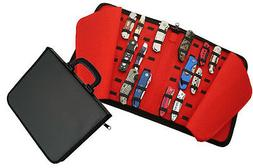 Folding Pocket Knife Storage Carrying Collection Display Cas