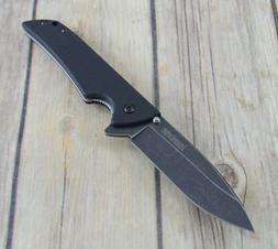"KERSHAW ""SKYLINE"" FOLDING POCKET KNIFE WITH CLIP ""MADE IN U."