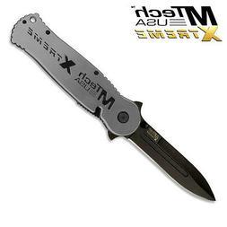 MTech XTREME USA Tactical Operations Folding Knife Dagger Po