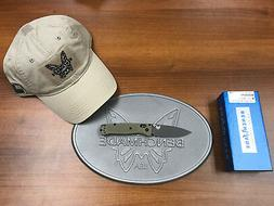 """*New* Benchmade 535GRY-1 Bugout AXIS Folding Knife 3.24"""" Pre"""