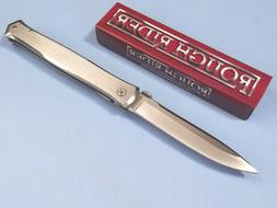 ROUGH RIDER RR1860 Thin Man stainless steel linerlock knife
