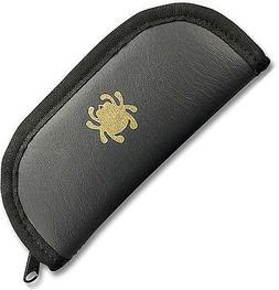 Spyderco Folding Knife Zippered Padded Travel Case C12C