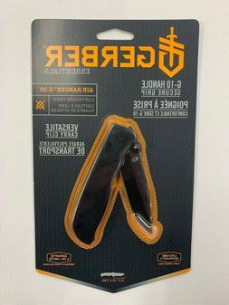 air ranger g 10 black clip folding