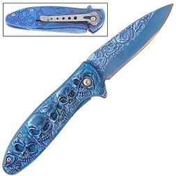 Archfiend Unleashed Folding Pocket Knife