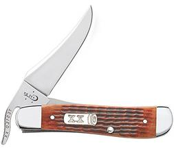 Case Autumn Harvest Bone Russlock Pocket Knife