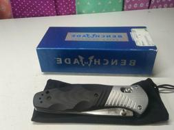 """Benchmade Barrage 581 AXIS-Assisted Folding Knife 3.6"""" M390"""