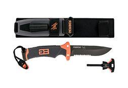Gerber Bear Grylls Ultimate Fixed Blade - black/orange, one