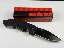 Kershaw Black Clash Assisted Opening Folding Pocket Knife 16