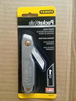 Brand new Stanley folding utility knife model # 10-049