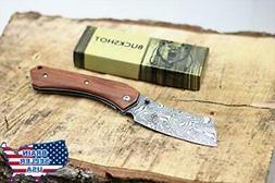 Wartech Buckshot Knives PBK220 Thumb Open Spring Assisted Ta