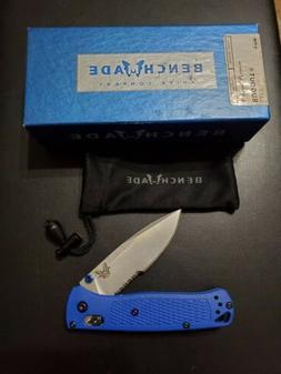 Benchmade Bugout 535S Knife Folding Knife Serrated Edge Drop