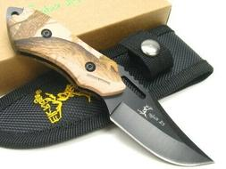 Elk Ridge Fixed Blade Camo