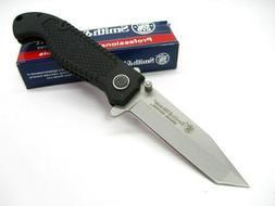 Smith & Wesson CKTAC Tactical Tanto Knife