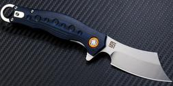 "Artisan Corsair Linerlock Folding Knife 2.95"" D2 Steel Bla"