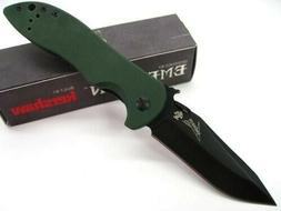 Kershaw CQC-5K Knife ; 3 In. 8Cr14MoV Stainless Steel Blade