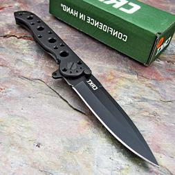 CRKT M16 8CR13MoV Spear Pont Blade Framelock EDC Tactical Fo