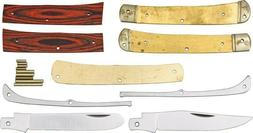 Rough Rider RRCS2 Custom Shop Trapper Folding Knife Build Ki