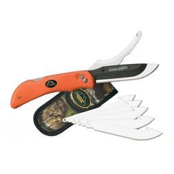 Outdoor Edge RazorPro, RO-20, Replaceable Razor Blade Huntin