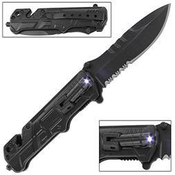 Deadly Addiction Folding Pocket Knife