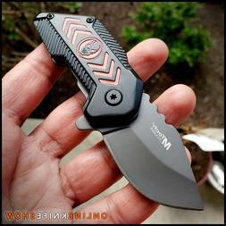 WARTECH SPRING ASSISTED POCKET KNIFE Tactical Folding Blade