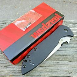 "Kershaw Emerson CQC-4KXL Folding Knife 3.88"" 8Cr14MoV Steel"