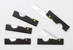 First Aid IFAK Folding Utility Survival Knife  - Black