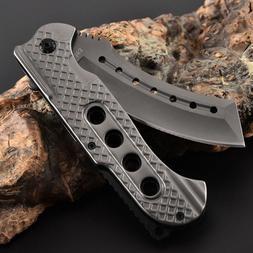 Folding Knife Pocket Utility EDC Rescue Knives Hunting Campi