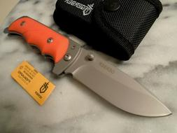 Gerber Freeman Guide Folding Hunter Skinner Pocket Knife 5Cr