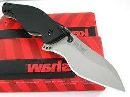 Kershaw G10 Tactical Speed Bump Folding Stud Lock Knife