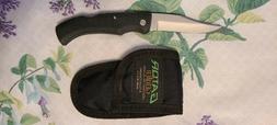 GERBER GATOR Made In USA Lock Blade 625 Gator Lockback Knife