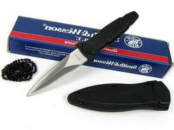 Smith & Wesson SWHRT3BF 7.5in Stainless Steel Fixed Blade Kn