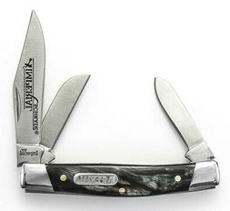 Imperial IMP16S Stockman 5.9in Stainless Steel Traditional F