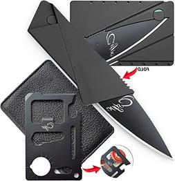Card Size Multitool and Knife Unique Gifts Set for Men Perfe