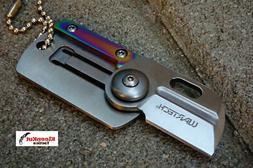 Keychain Folding Knife